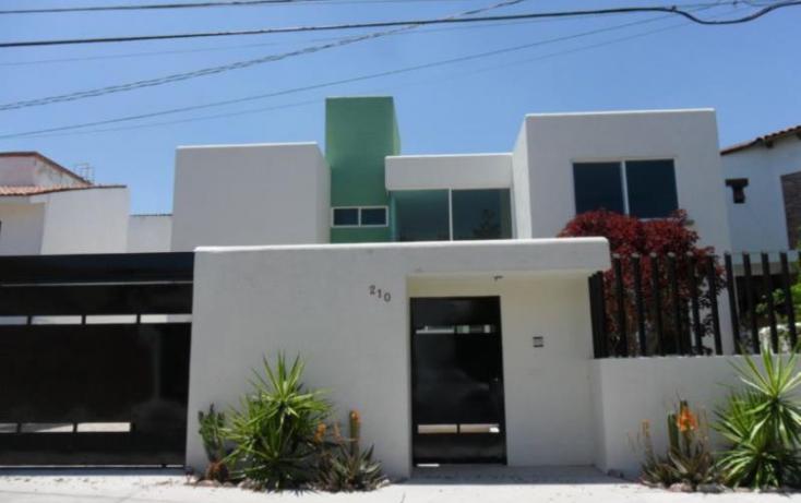 Foto de casa en renta en hda de coyotillos 1, villas del mesón, querétaro, querétaro, 422633 no 01