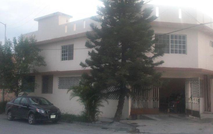 Foto de casa en venta en hda sto tomas 300, hacienda la silla, guadalupe, nuevo león, 1897930 no 01