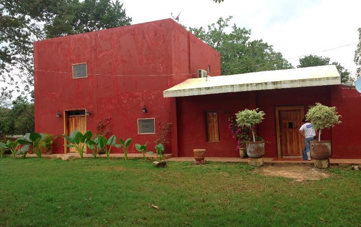 Foto de rancho en venta en  , hecelchakan, hecelchakán, campeche, 1302797 No. 02