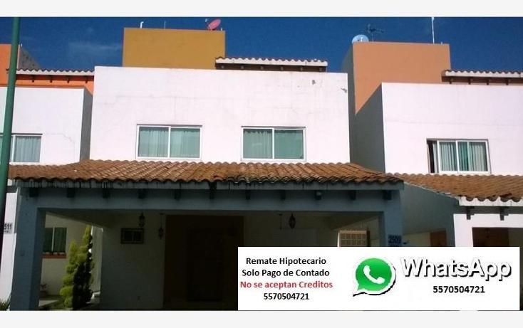 Foto de casa en venta en héctor azar 0, san bartolomé tlaltelulco, metepec, méxico, 1752666 No. 01