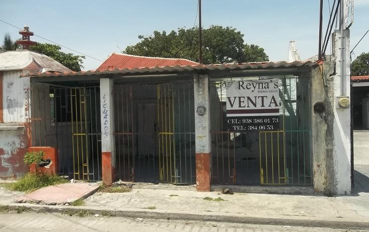 Foto de terreno habitacional en venta en  , héctor pérez martínez, carmen, campeche, 1258279 No. 01