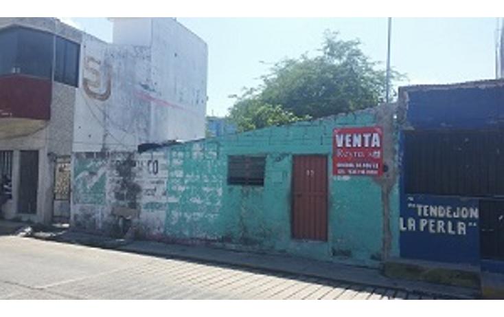 Foto de terreno habitacional en venta en  , h?ctor p?rez mart?nez, carmen, campeche, 1515514 No. 01