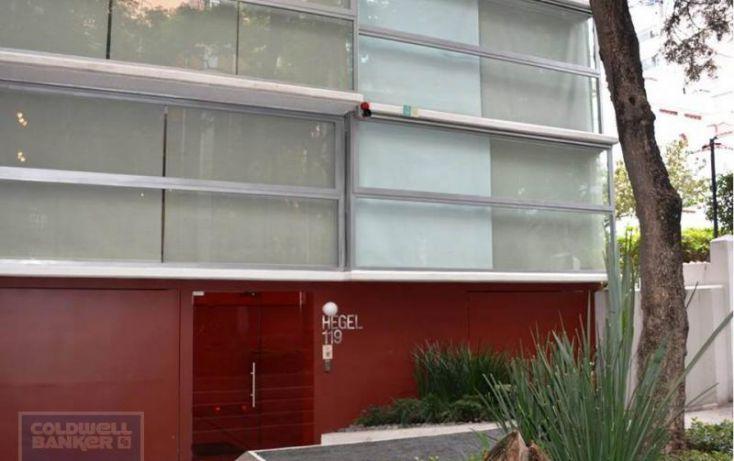 Foto de departamento en renta en hegel 119, polanco v sección, miguel hidalgo, df, 2583862 no 01