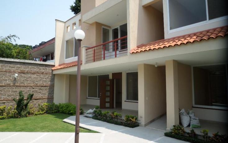 Foto de casa en venta en  2, jacarandas, cuernavaca, morelos, 1934126 No. 01