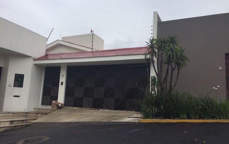 Foto de casa en condominio en venta y renta en helechos, bosques de las lomas, cuajimalpa de morelos, df, 1764450 no 02