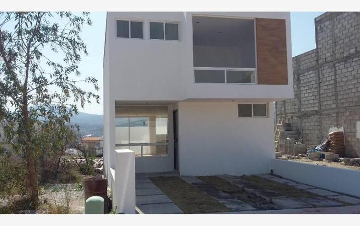 Foto de casa en venta en heráclito 55, constituyentes, corregidora, querétaro, 1843446 No. 01