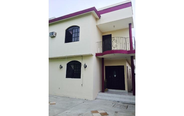 Foto de casa en venta en  , heriberto kehoe, ciudad madero, tamaulipas, 1503597 No. 01