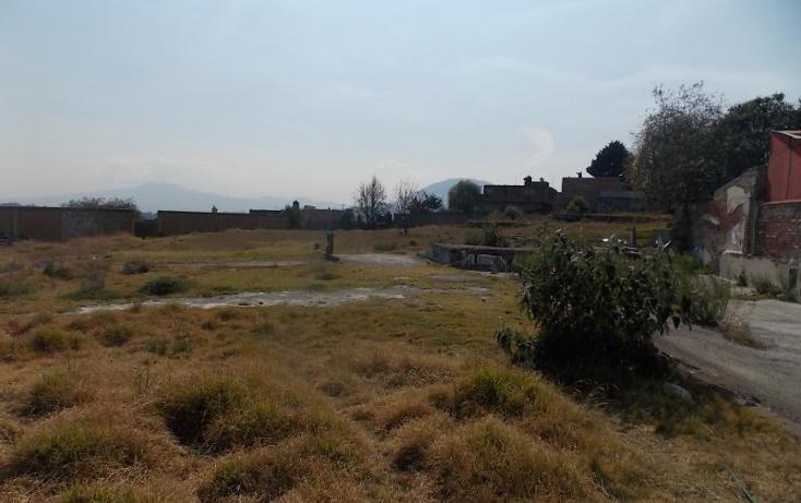 Foto de terreno habitacional en venta en  1, san miguel ajusco, tlalpan, distrito federal, 222338 No. 02