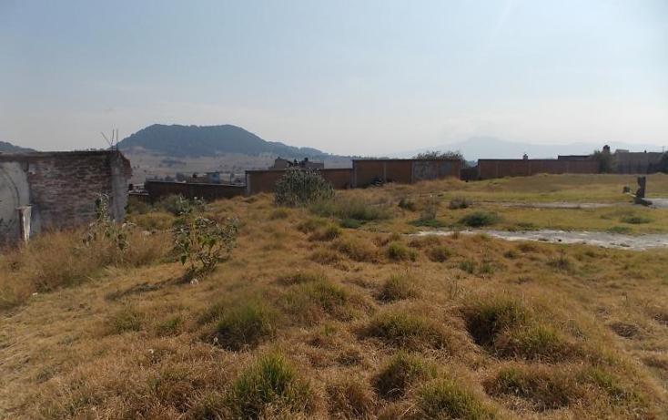Foto de terreno habitacional en venta en  1, san miguel ajusco, tlalpan, distrito federal, 222338 No. 03