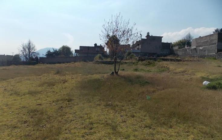 Foto de terreno habitacional en venta en  1, san miguel ajusco, tlalpan, distrito federal, 222338 No. 04