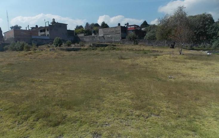 Foto de terreno habitacional en venta en  1, san miguel ajusco, tlalpan, distrito federal, 222338 No. 07