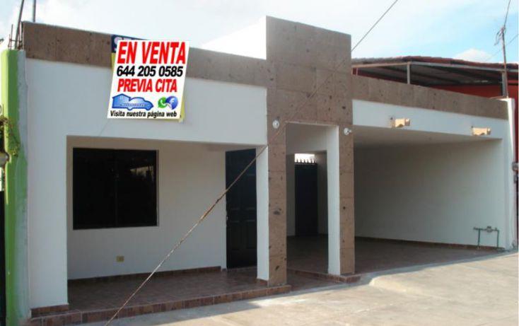 Foto de casa en venta en hermanos talamantes 193, cortinas 2da sección, cajeme, sonora, 1530426 no 01