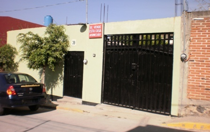 Foto de casa en venta en  , hermenegildo galeana, cuautla, morelos, 1079775 No. 01