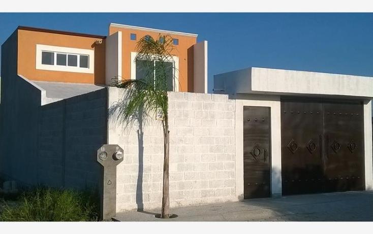 Foto de casa en venta en  , hermenegildo galeana, cuautla, morelos, 1408407 No. 01