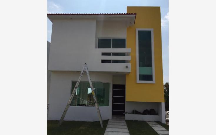 Foto de casa en venta en  , hermenegildo galeana, cuautla, morelos, 1442687 No. 01