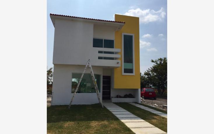 Foto de casa en venta en  , hermenegildo galeana, cuautla, morelos, 1442687 No. 02