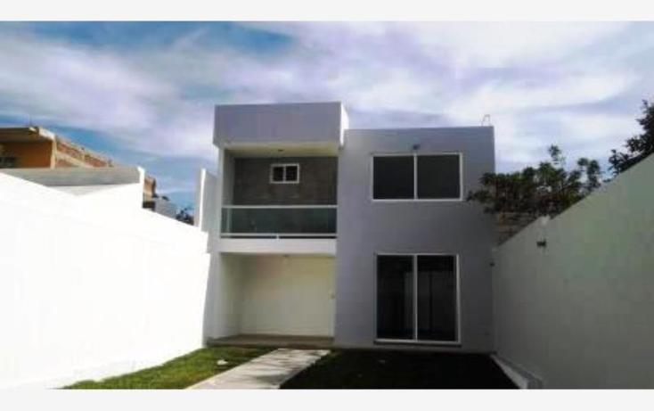 Foto de casa en venta en  , hermenegildo galeana, cuautla, morelos, 1576372 No. 01