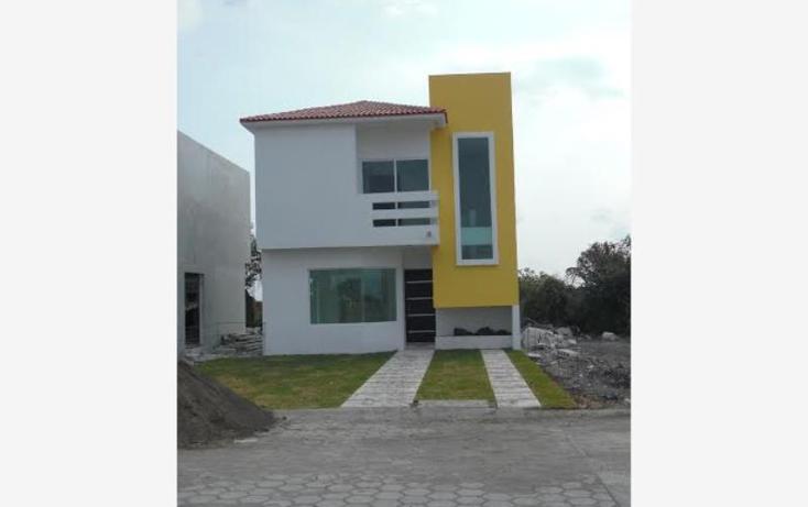 Foto de casa en venta en  , hermenegildo galeana, cuautla, morelos, 1601698 No. 01