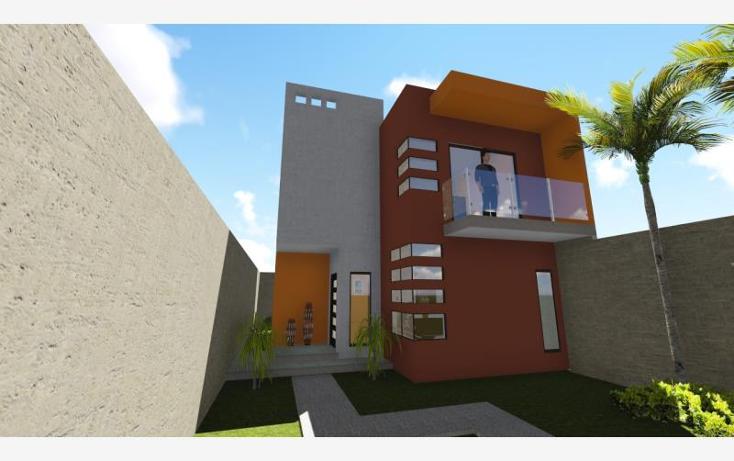 Foto de casa en venta en  , hermenegildo galeana, cuautla, morelos, 1606984 No. 01