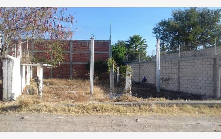 Foto de terreno habitacional en venta en  , hermenegildo galeana, cuautla, morelos, 1766898 No. 01