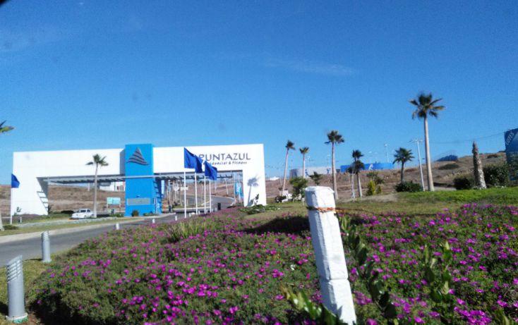 Foto de terreno habitacional en venta en hermenejildo cuenca diaz entrada vieja al f punta azul, la paloma, playas de rosarito, baja california norte, 1720676 no 02