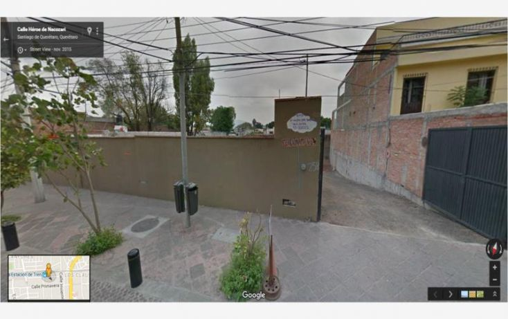 Foto de terreno comercial en venta en heroe de nacozari 25 b, primavera, amealco de bonfil, querétaro, 1996778 no 01