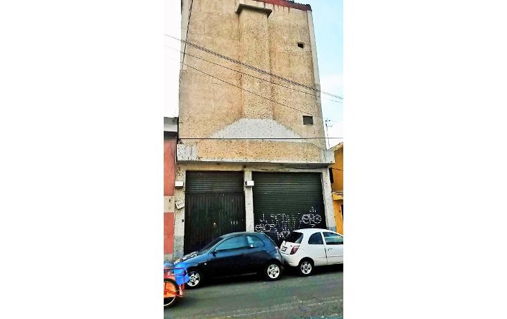 Foto de edificio en venta en  , héroe de nacozari, gustavo a. madero, distrito federal, 1206797 No. 01