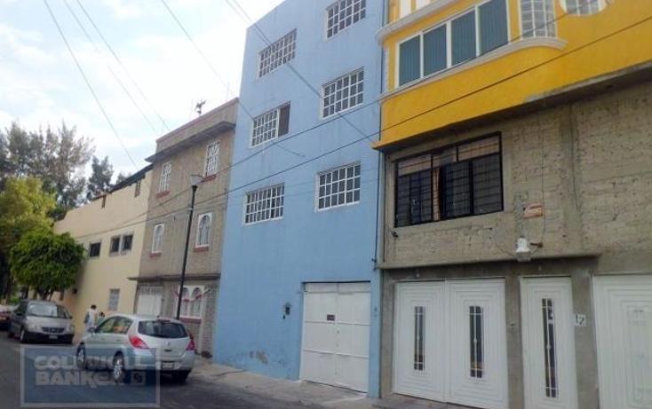 Foto de edificio en venta en  , héroes de chapultepec, gustavo a. madero, distrito federal, 1849816 No. 01