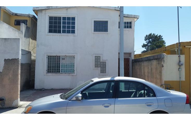 Foto de casa en venta en  , héroes de méxico, san nicolás de los garza, nuevo león, 1327857 No. 01