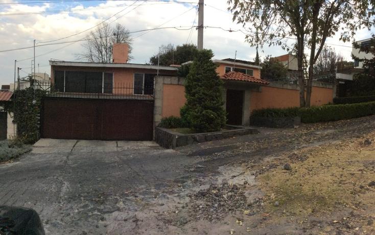 Foto de casa en venta en  , h?roes de padierna, la magdalena contreras, distrito federal, 1597355 No. 01