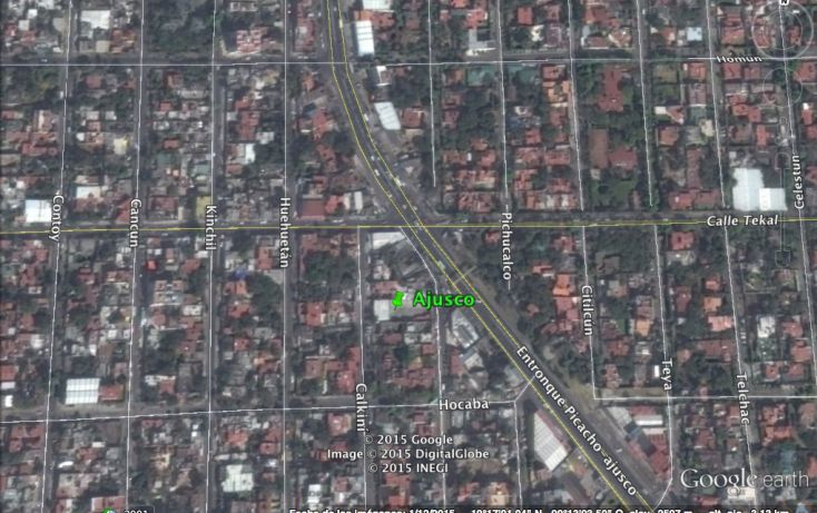 Foto de terreno habitacional en renta en, héroes de padierna, tlalpan, df, 1123733 no 04