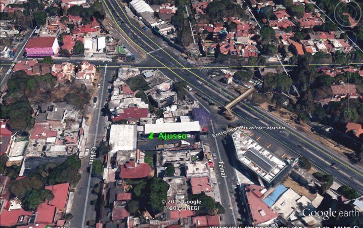 Foto de terreno habitacional en renta en, héroes de padierna, tlalpan, df, 1123733 no 05