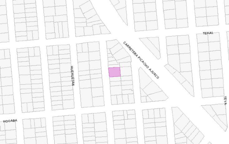 Foto de terreno habitacional en renta en, héroes de padierna, tlalpan, df, 1123733 no 07