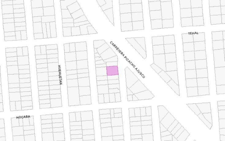 Foto de terreno habitacional en renta en, héroes de padierna, tlalpan, df, 1123733 no 08
