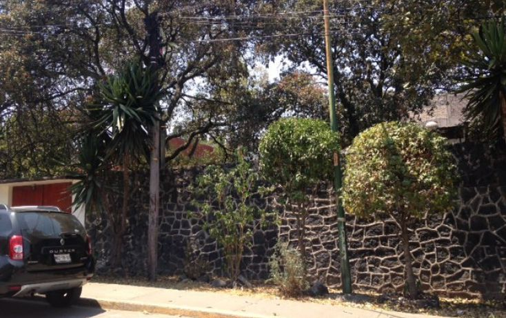 Foto de terreno habitacional en venta en, héroes de padierna, tlalpan, df, 1774892 no 02