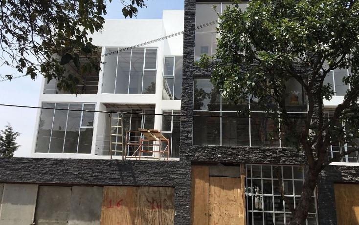 Foto de departamento en venta en  , héroes de padierna, tlalpan, distrito federal, 1118285 No. 01