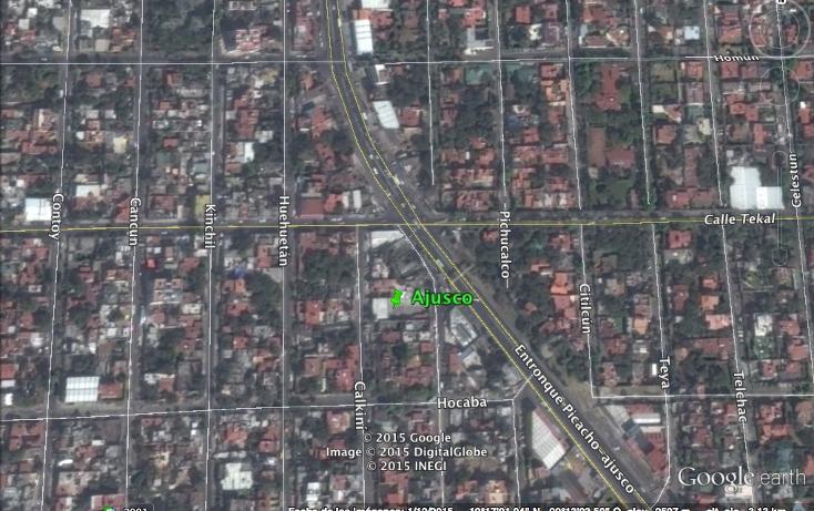 Foto de terreno habitacional en venta en  , héroes de padierna, tlalpan, distrito federal, 1123729 No. 04