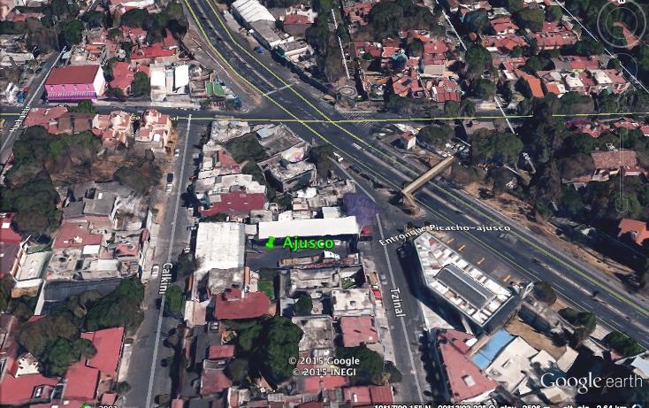 Foto de terreno habitacional en venta en  , héroes de padierna, tlalpan, distrito federal, 1123729 No. 05
