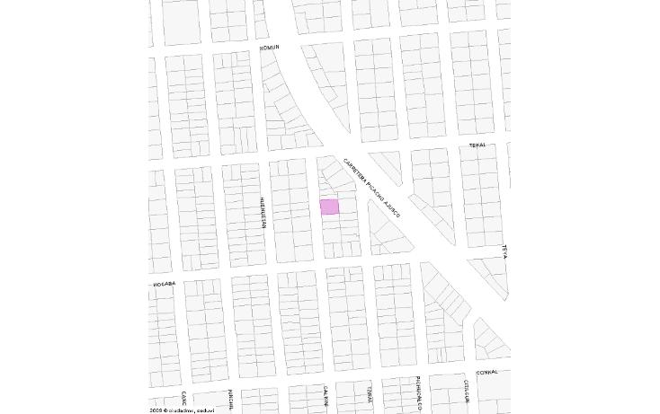 Foto de terreno habitacional en venta en  , héroes de padierna, tlalpan, distrito federal, 1123729 No. 07