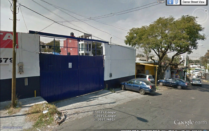 Foto de terreno habitacional en renta en  , héroes de padierna, tlalpan, distrito federal, 1123733 No. 01