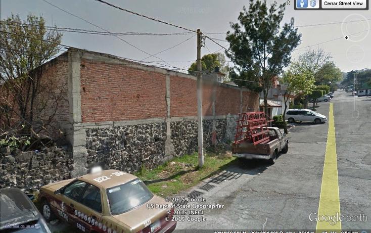 Foto de terreno habitacional en renta en  , héroes de padierna, tlalpan, distrito federal, 1123733 No. 03
