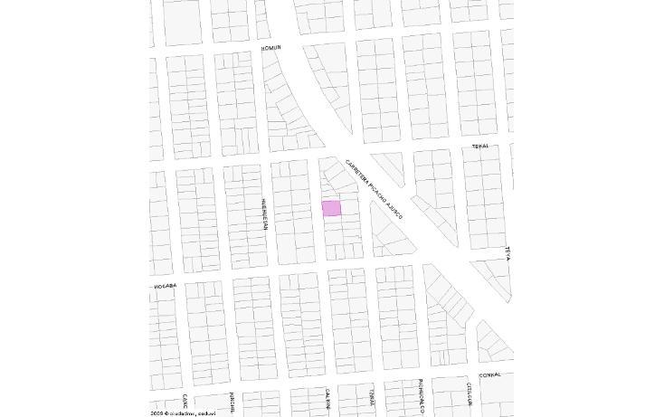 Foto de terreno habitacional en renta en  , héroes de padierna, tlalpan, distrito federal, 1123733 No. 07