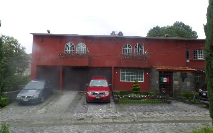 Foto de casa en venta en  , héroes de padierna, tlalpan, distrito federal, 1602756 No. 01