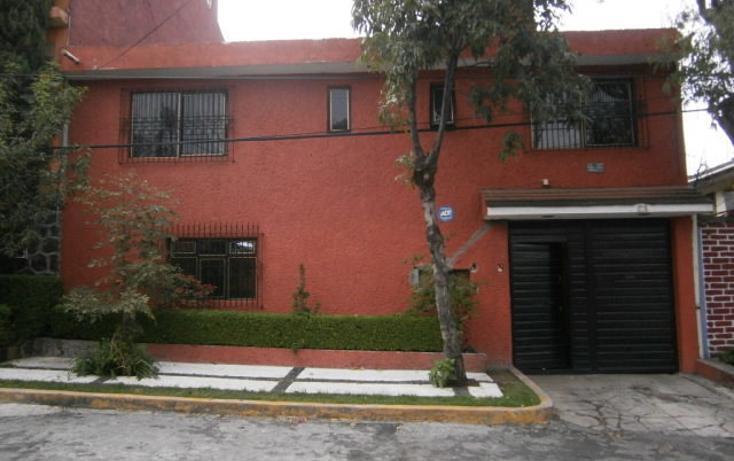 Foto de casa en venta en  , h?roes de padierna, tlalpan, distrito federal, 1854390 No. 01