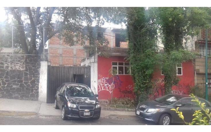 Foto de terreno habitacional en venta en  , h?roes de padierna, tlalpan, distrito federal, 1860078 No. 01