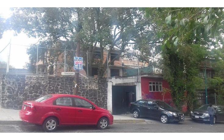 Foto de terreno habitacional en venta en  , h?roes de padierna, tlalpan, distrito federal, 1860078 No. 02