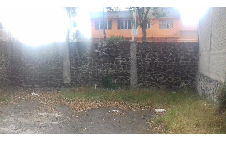 Foto de terreno habitacional en venta en  , h?roes de padierna, tlalpan, distrito federal, 1860078 No. 07