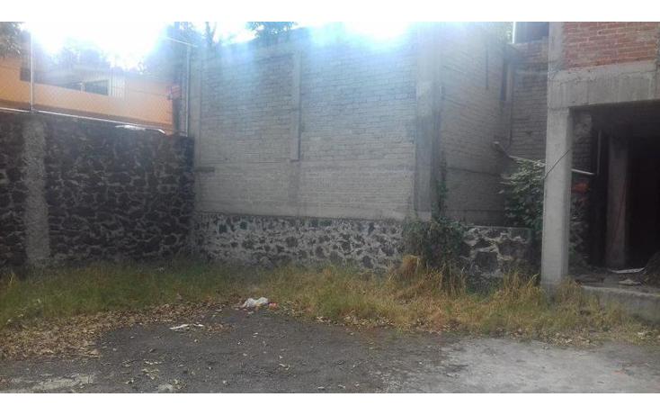 Foto de terreno habitacional en venta en  , h?roes de padierna, tlalpan, distrito federal, 1860078 No. 09