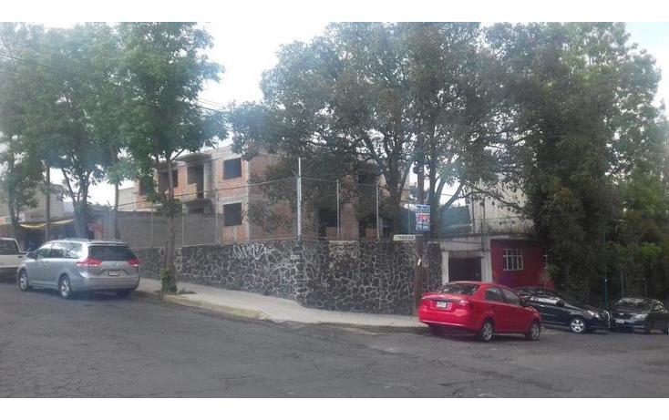 Foto de terreno habitacional en venta en  , héroes de padierna, tlalpan, distrito federal, 1860080 No. 01