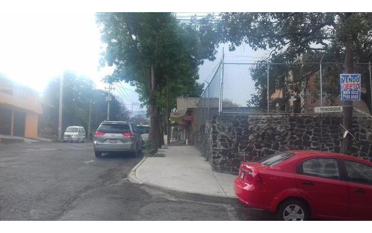 Foto de terreno habitacional en venta en  , héroes de padierna, tlalpan, distrito federal, 1860080 No. 02